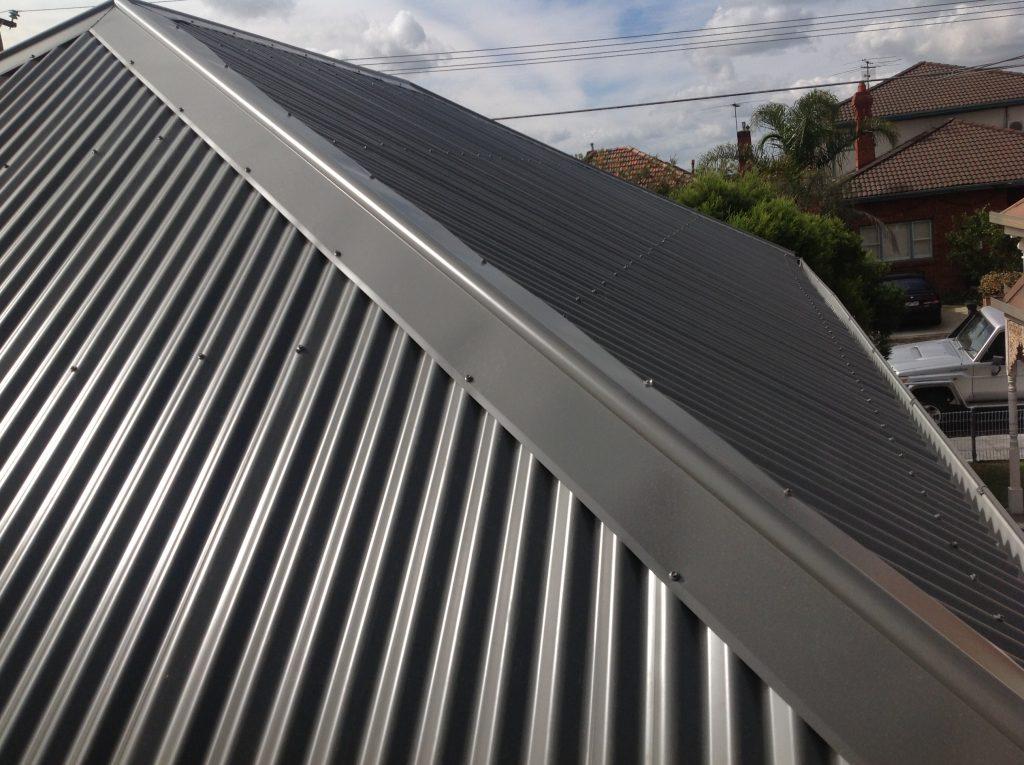 ColorbondBanner2 - سقف های عرشه فولادی چیست ؟